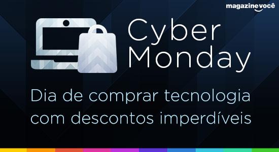 A maratona de ofertas continua: vem curtir a Cyber Monday