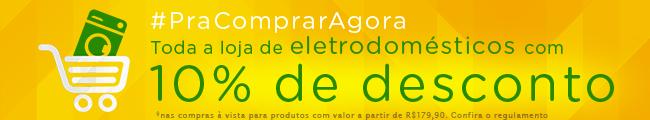 Economize com a gente: Lavadora Electrolux 8kg por 799 à vista!